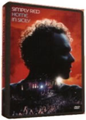 Simply Red - Home: Live In Sicily