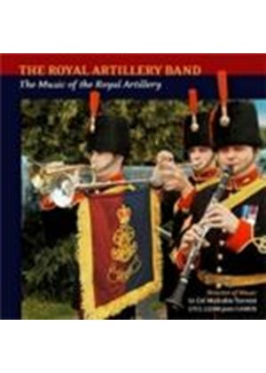 (The) Music of the Royal Artillery (Music CD)