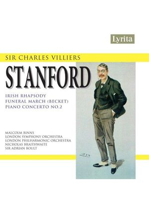 Stanford: Irish Rhapsody No 4; Piano Concerto No 2