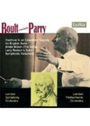 Parry: Orchestral Works