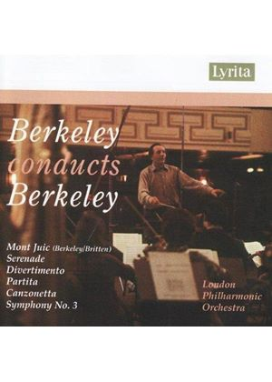 Berkeley, L: Symphony No 3; Orchestral Works