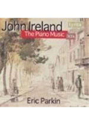 John Ireland - The Piano Music (Parkin) (Music CD)