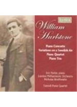 William Hurlstone - Piano Concerto In D (Braithwaite, LPO, Parkin) (Music CD)