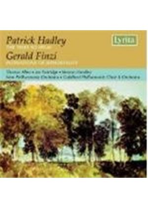 Finzi: Intimations of Immortality; Hadley: (The) Trees So High