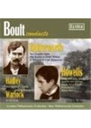 Various Composers - Boult Conducts Butterworth/Howells/Hadley/Warlock (LPO) (Music CD)