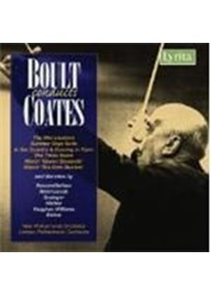 Eric Coates - Boult Conducts Coates - The Merrymakers (Boult, New PO, LPO) (Music CD)