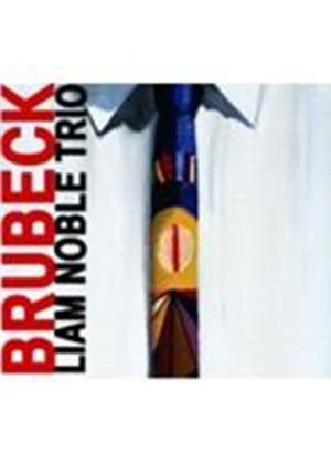 Liam Noble - Brubeck (Music CD)