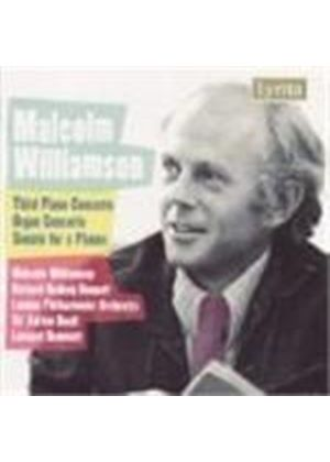 Malcolm Williamson - Concerto For Organ And Orchestra (Boult, LPO) (Music CD)
