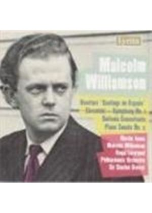 Williamson: Symphony No 1, 'Elevamini'