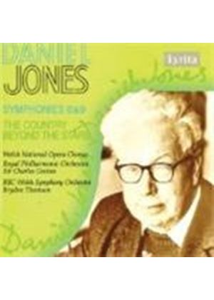 Daniel Jones: Symphonies Nos 6 & 9; (The) Country Beyond the Stars