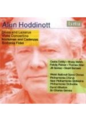 Hoddinott: Choral and Orchestral Works