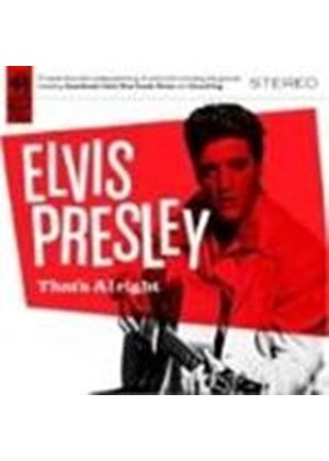 Elvis Presley - Thats Alright (Music CD)