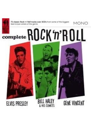 Presley/Vincent/Haley - Complete Rock 'n' Roll Set (Music CD)