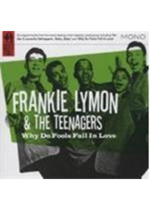 Frankie Lymon & The Teenagers - Why Do Fools Fall In Love (Music CD)