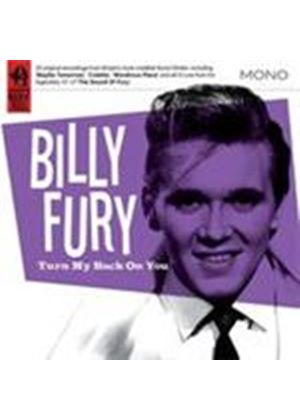 Billy Fury - Turn My Back On You (Music CD)