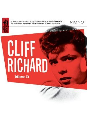 Cliff Richard - Move It (Music CD)