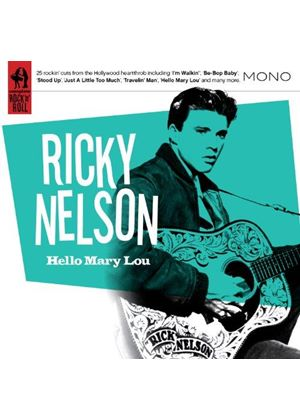 Rick Nelson - Hello Mary Lou (Music CD)