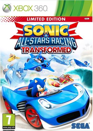 Sonic & All-Stars Racing Transformed Limited Edition (Xbox 360)