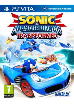 Sonic & All-Stars Racing Transformed (PlayStation Vita)