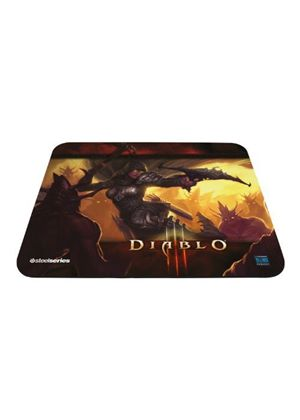 SteelSeries QcK Diablo III Mouse Surface - Demon Hunter Edition (PC/Mac)