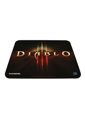 SteelSeries QcK Diablo III Mouse Surface - Logo Edition (PC/Mac)