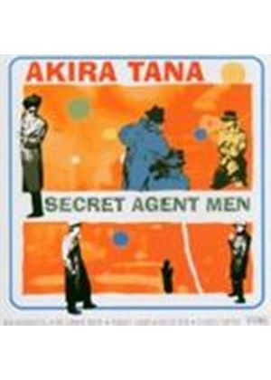 Akira Tana - Secret Agent Man [European Import]