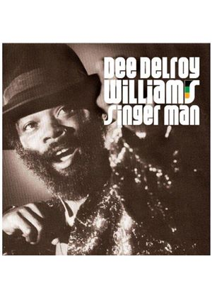 Delroy Williams - Singer Man (Music CD)
