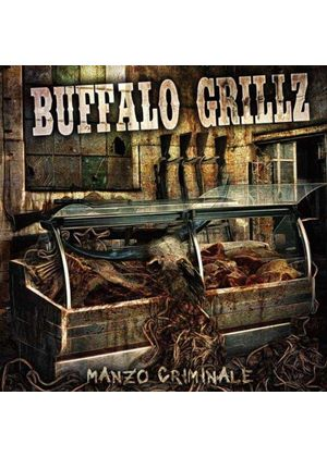 Buffalo Grillz - Manzo Criminale (Music CD)