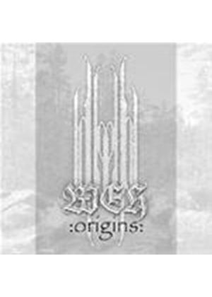 Weh - Origins (Music CD)
