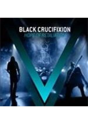 Black Crucifixion - Hope Of Retaliation (Music CD)