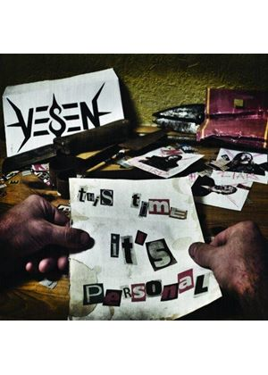 Vesen - This Time It's Personal (Music CD)