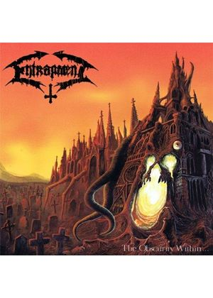 Entrapment - Obscurity Within (Music CD)