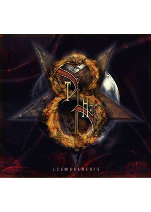 8th Sin - Cosmogenesis (Music CD)