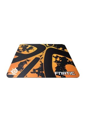SteelSeries Surface QcK+ Super Size Gaming Mouse Pad Limited Edition - Fnatic (PC/Mac)
