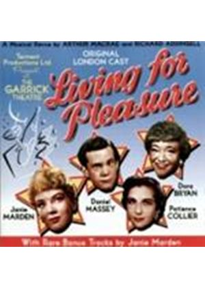 Original London Cast - Living For Pleasure (Music CD)