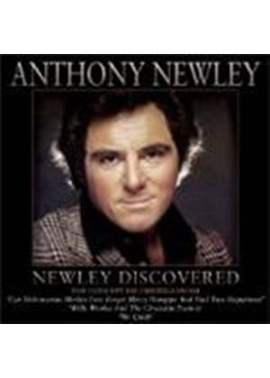 Anthony Newley - Newley Discovered (Music CD)