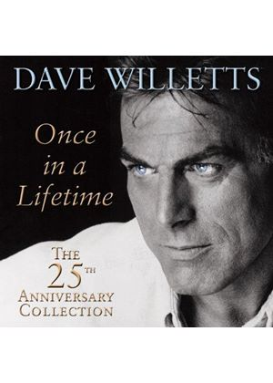 Dave Willetts - Once in a Lifetime (The 25th Anniversary Collection) (Music CD)