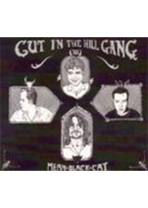 Cut In The Hill Gang - Mean Black Cat (Music CD)