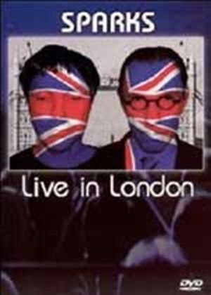 Sparks - Live In London