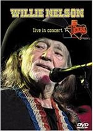 Willie Nelson - Live In Concert