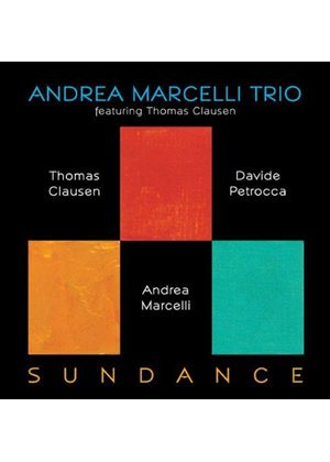 Andrea Marcelli - Sundance (Music CD)