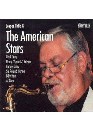 Jesper Thilo - Jesper Thilo and the American Stars, Vol. 1 (Music CD)