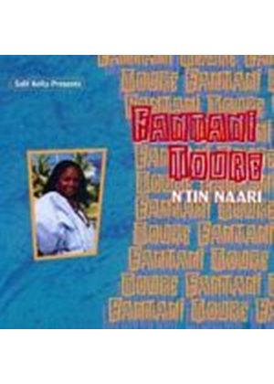 Fantani Toure - Ntin Naari (Salif Keita Presents) (Music CD)