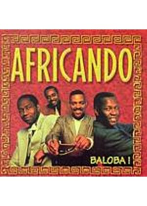 Africando - Baloba! (Music CD)