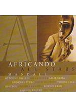 Africando All Stars - Mandali (Music CD)