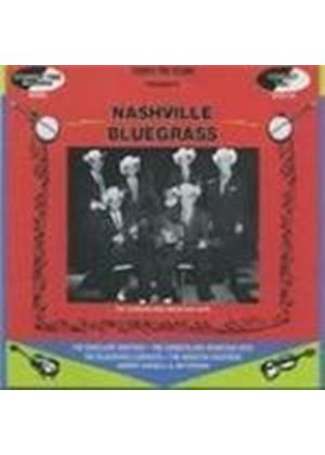 Various Artists - Nashville Bluegrass