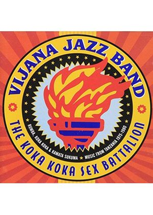 Vijana Jazz Band - Koka Koka Sex Battalion (Music CD)