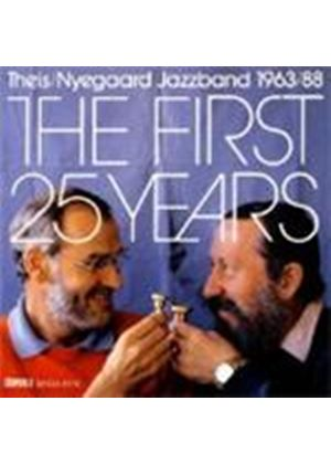 Theis & Nyegaard Jazzband - Theis/Nyegaard Jazzband 1963/88 (The First 25 Years)