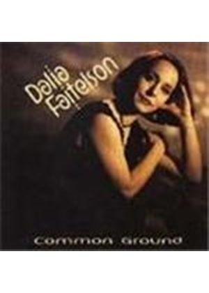 Dalia Faitelson - Common Ground