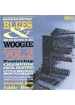 Various Artists - Barrelhouse Blues And Boogie Vol.2